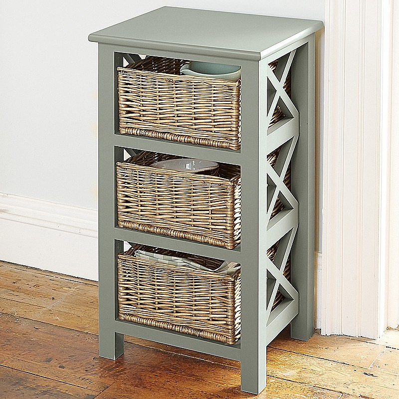 Ideal Buy Wicker Storage Unit from Museum Selection. TH88