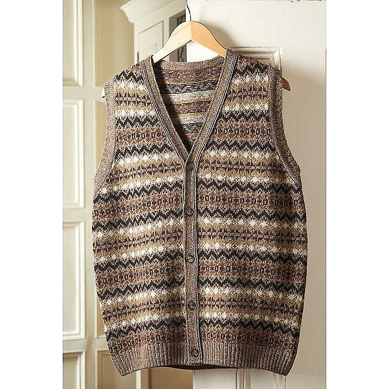 Scottish Wool Waistcoat