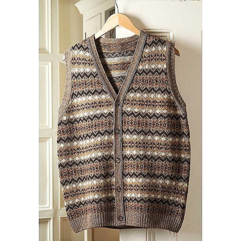 Scottish Wool Waistcoat | Men\'s Accessories | Museum Selection