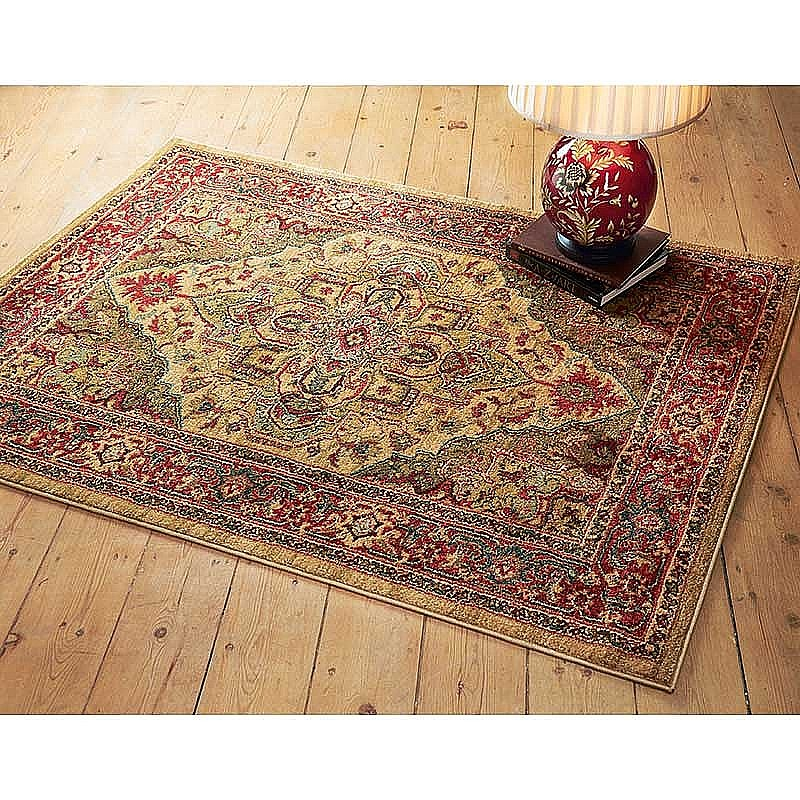 Smithsonian World Map Rug: Buy Persian Rug From Museum Selection