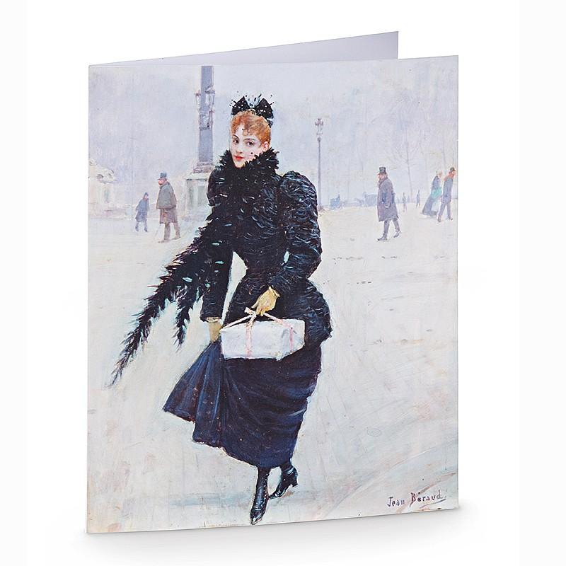 Buy 10 Paris Cadeaux Cards from Museum Selection.