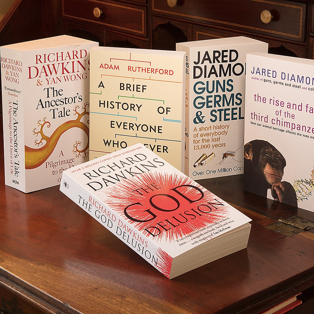 Origins of Life Science 5-Book Set