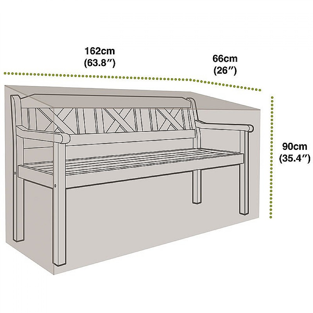 Image of 3 Seat Bench Cover