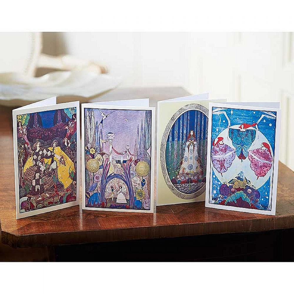 Buy 20 Clarke Fairytale Cards from Museum Selection.