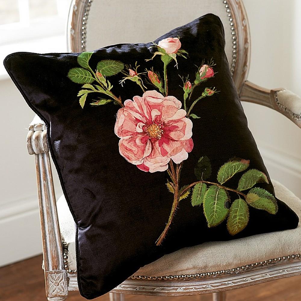 Image of Damask Rose Cushion
