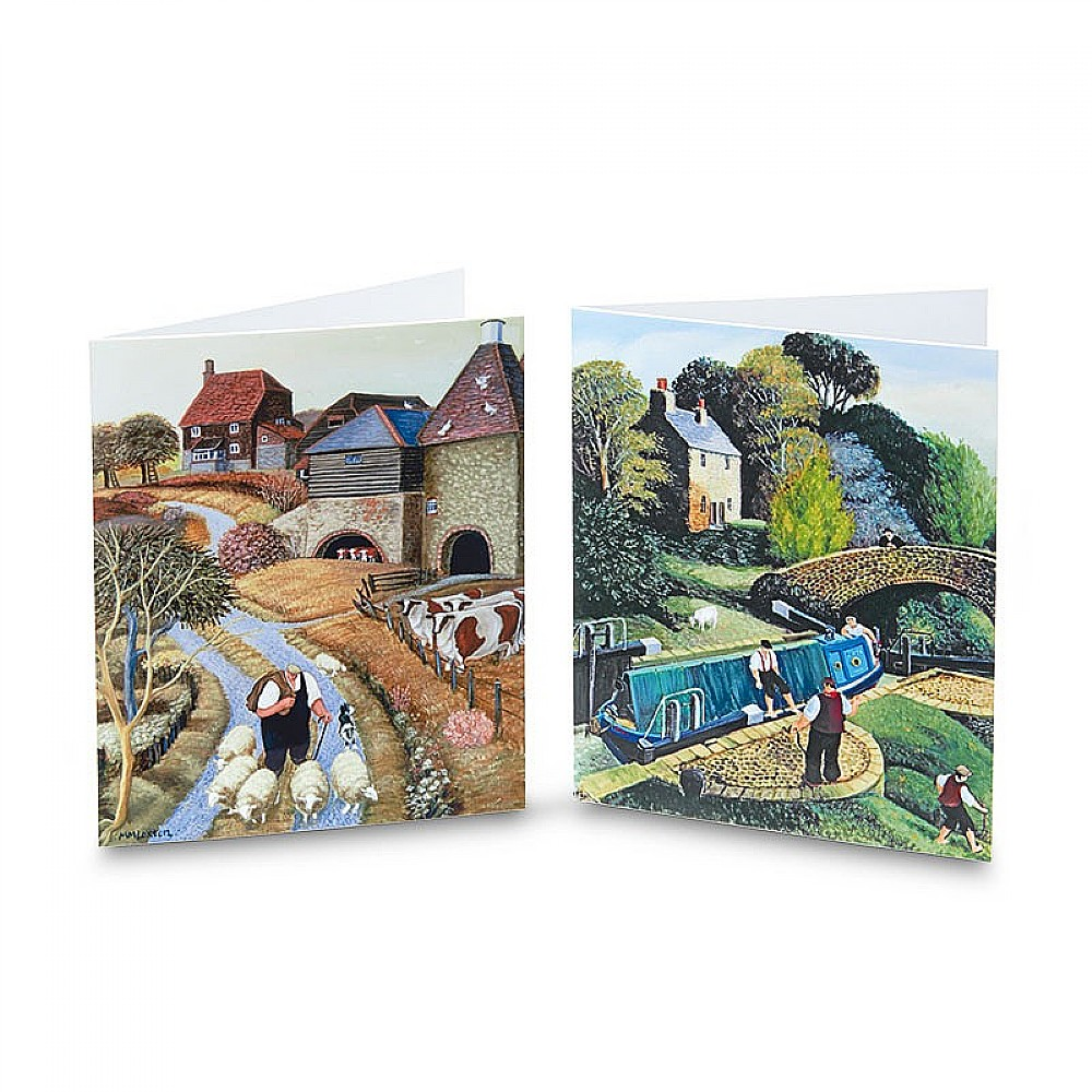 Image of 10 Loxton Country Cards