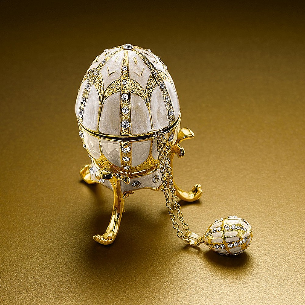 Image of Empress Egg Trinket Box
