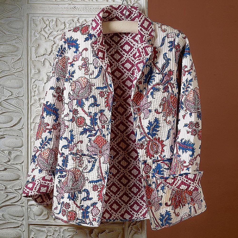 Abha Reversible Jacket