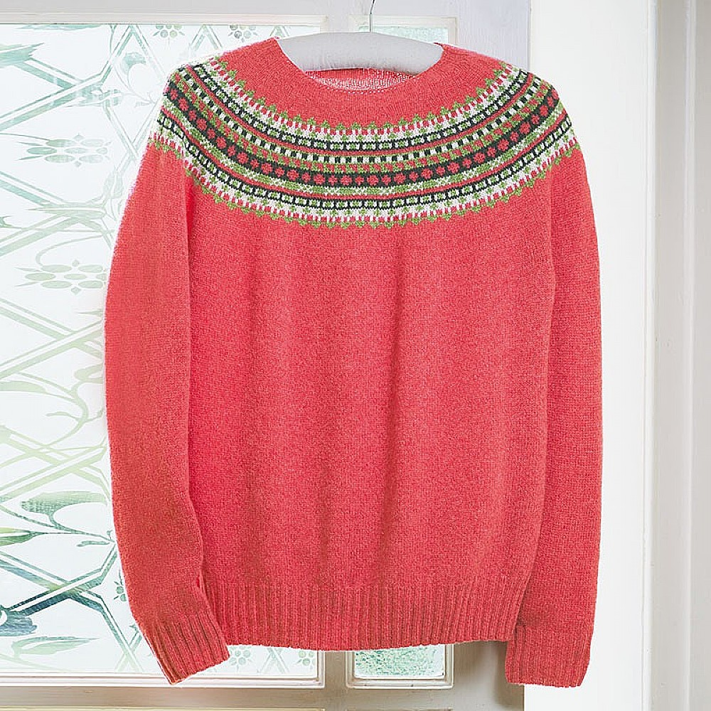 Buy Maura Fairisle Jumper from Museum Selection.