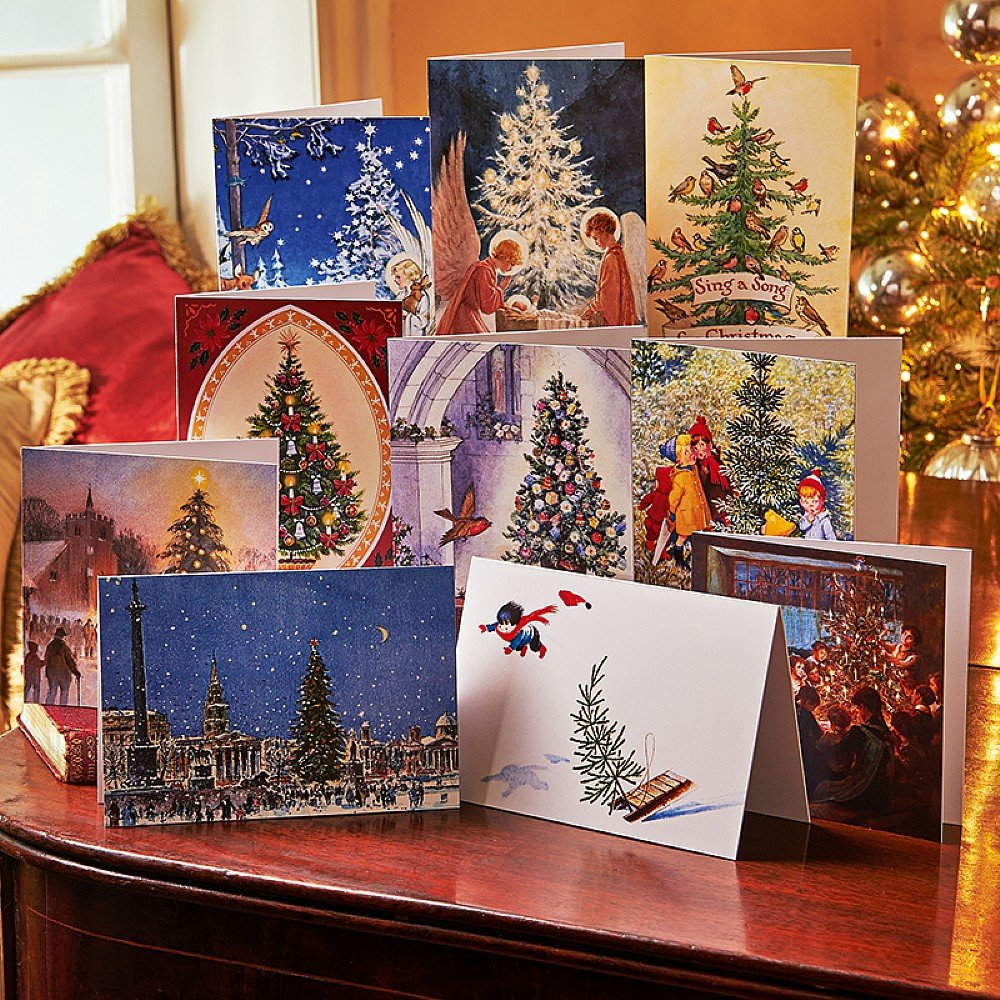 O\' Christmas Tree Cards | Cards & Gift Wrap | Museum Selection
