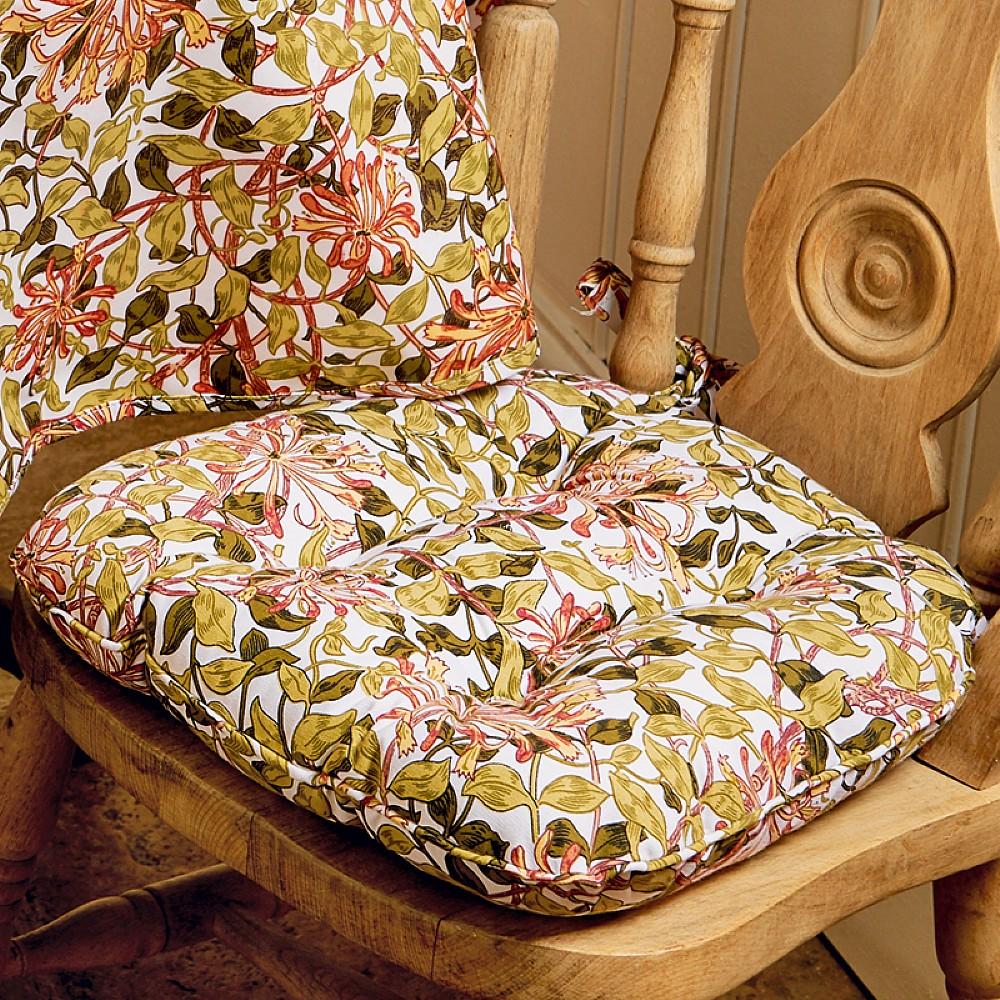 Honeysuckle Seat Pads