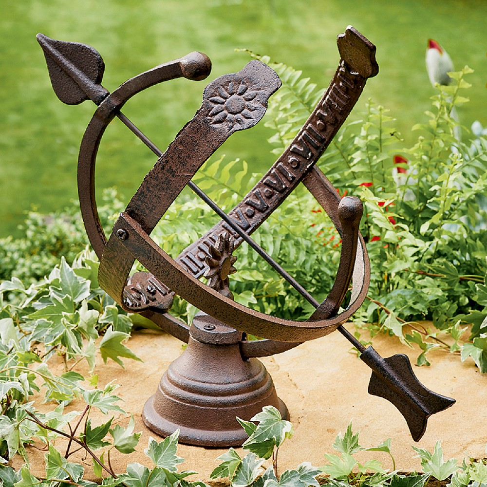 Image of Armillary Sundial
