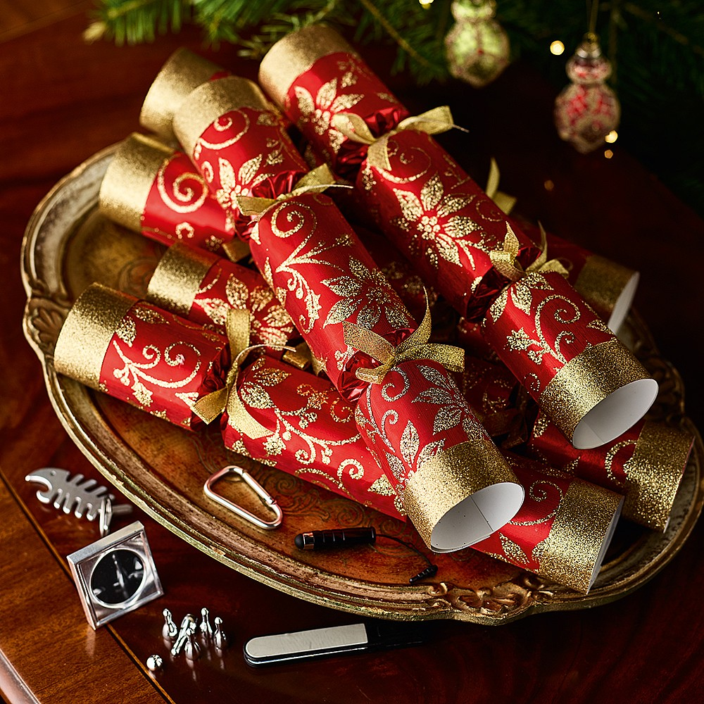 Christmas Crackers.12 Days Of Christmas Crackers