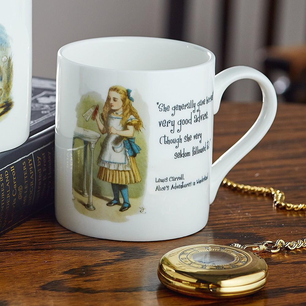 Image of Alice in Wonderland Mug