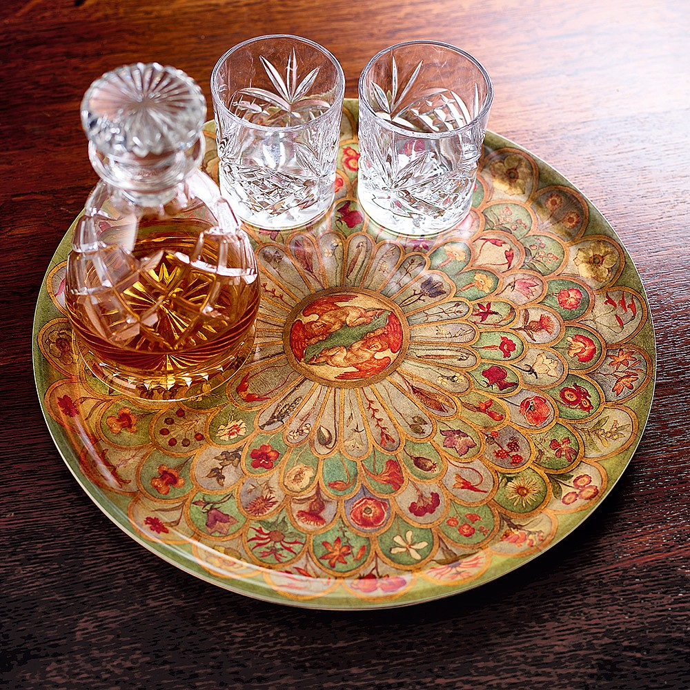 Phoebe Traquair Tray