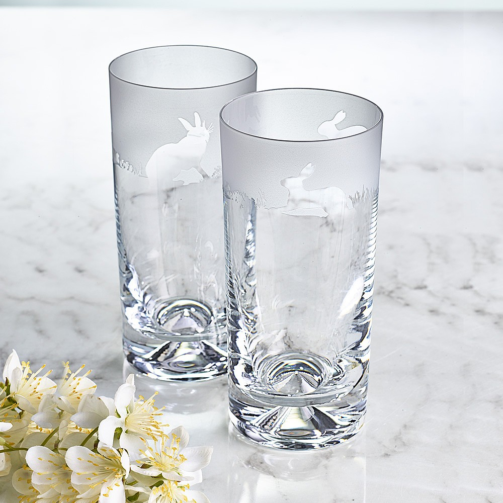 Hares Highball Glass