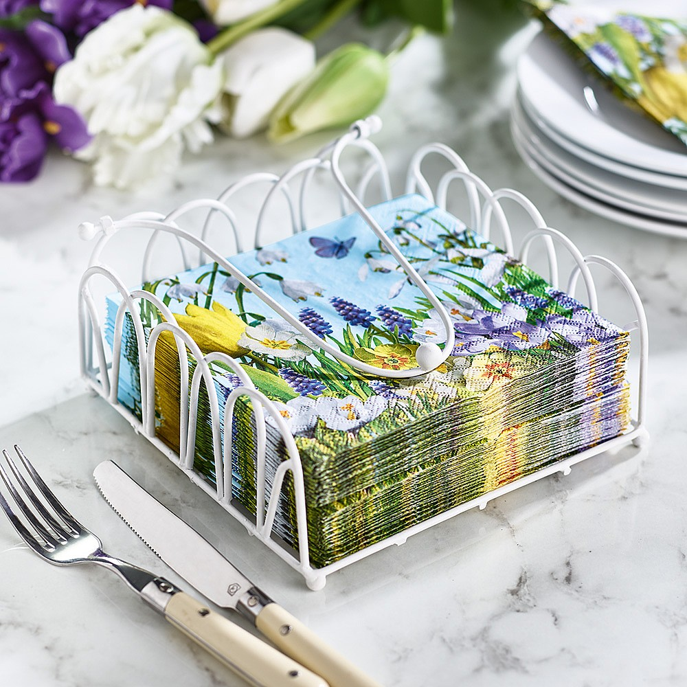 2 Packs of Springtime Napkins