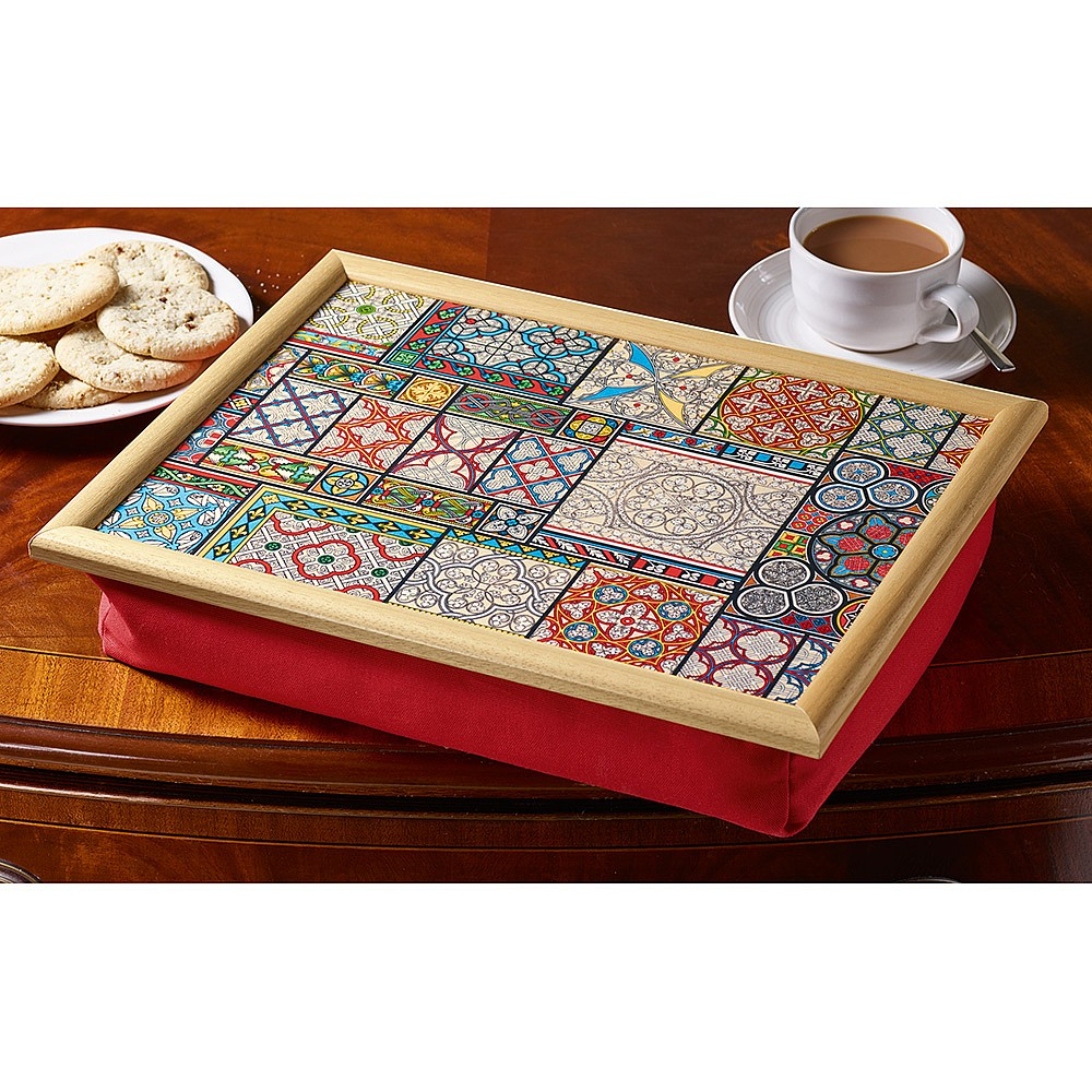 Grammar of Ornament Lap Tray