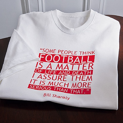 Shankly Cotton T-Shirt