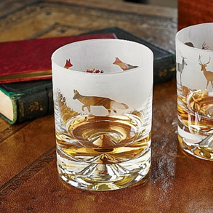 Museum Selection Fox Whisky Tumbler