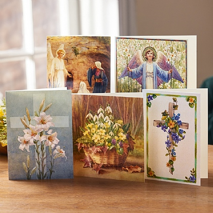 Museum Selection 10 Easter Cards
