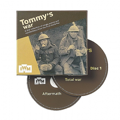 Museum Selection Tommy's War 2-CD Set