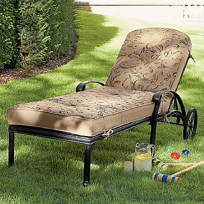 Museum Selection Hestercombe Lounger