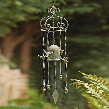 Museum Selection Hummingbirds Windchime