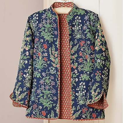 Botanical Reversible Jacket