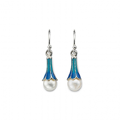 Russian Pearl Earrings