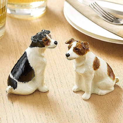 Museum Selection Jack Russell Salt & Pepper
