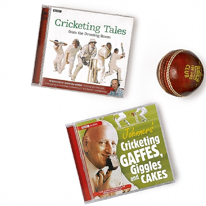 Cricketing Tales 2-CD Set