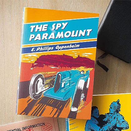 Museum Selection The Spy Paramount