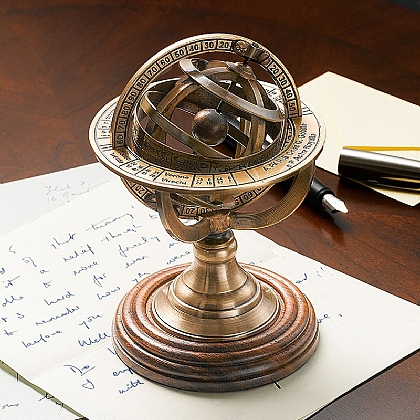 Museum Selection Armillary Sphere