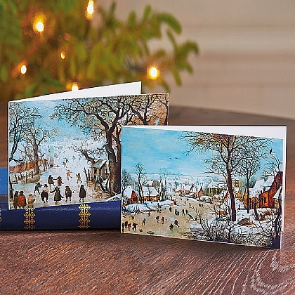 Dutch Master Snowscape Cards
