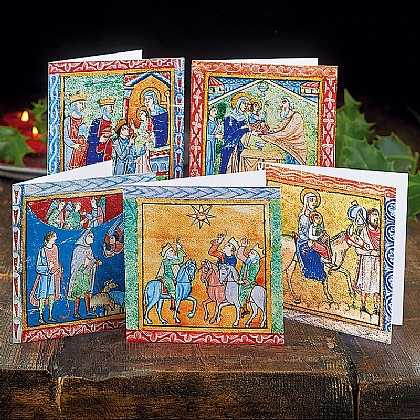 Life of Christ Manuscript Cards
