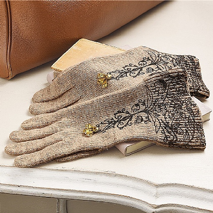 Renaissance Gloves