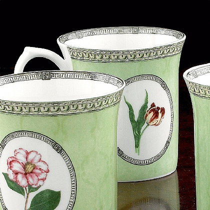 Museum Selection Tulip Bone China Mug
