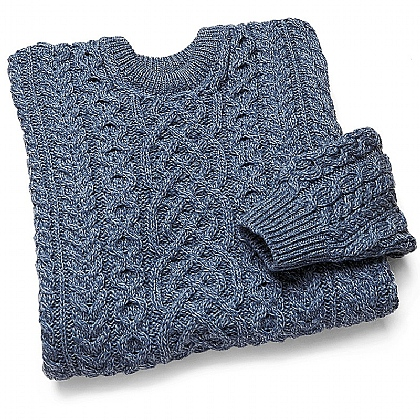 Irish Wool Jumper