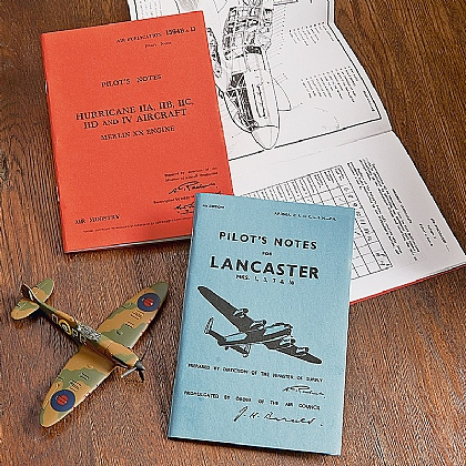 Battle of Britain Memorial Flight Pilot's Notes