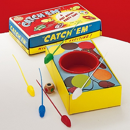 Museum Selection Vintage Catch 'Em Game