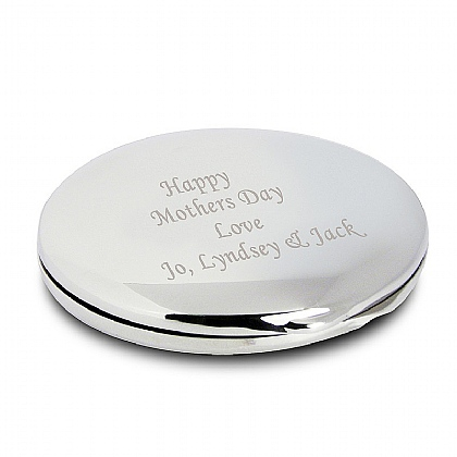 Museum Selection Personalised Compact Mirror