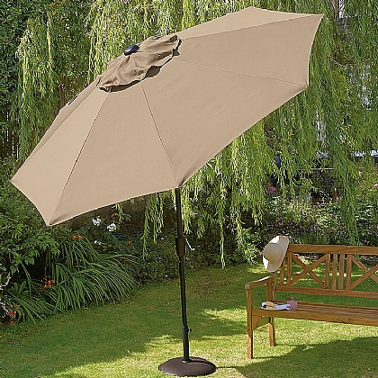 Museum Selection Witley Parasol & Base