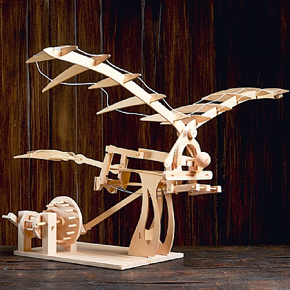 Museum Selection Da Vinci Ornithopter Kit