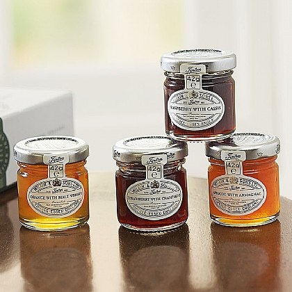 Museum Selection Special Preserves 4-Jams Box