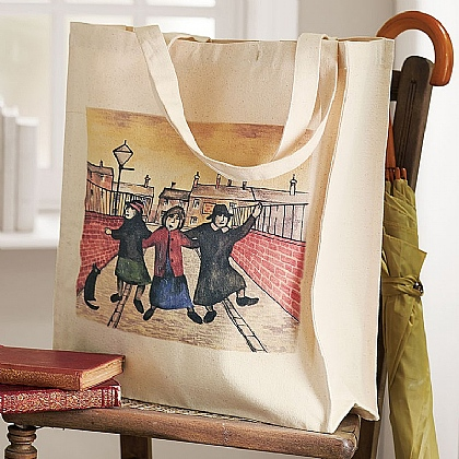 3 Ladies Tote Bag