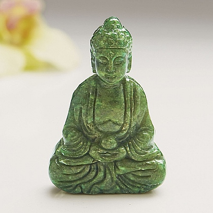 Museum Selection Jade Meditation Buddha
