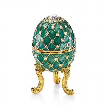 Museum Selection Enamelled Imperial Egg Box
