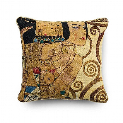 Expectation Tapestry Cushion