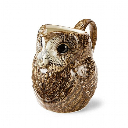 Museum Selection Tawny Owl Jug